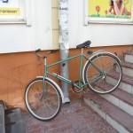 Парковка местного велотранспорта