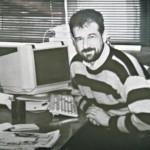 Компьютер и А. Левинский