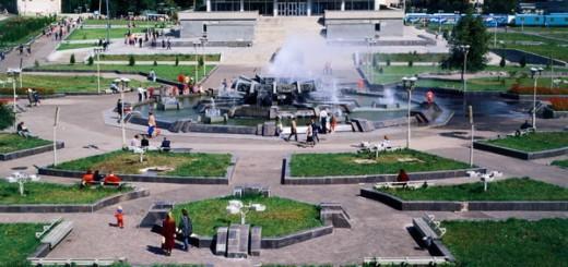 славянской площади